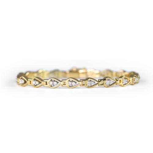 LAVERA  Diamond Bracelet HB38009/38GM