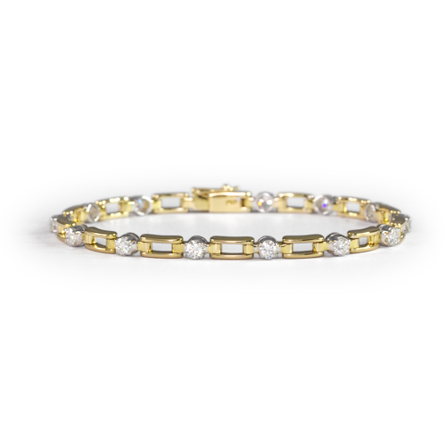 LAVERA  Diamond Bracelet HB42004/42GM