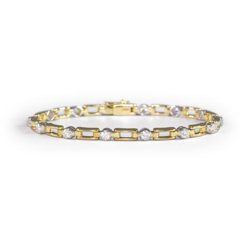 LAVERA  Diamond Bracelet HB42004/42GM