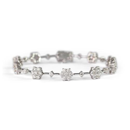 LAVERA  Diamond Bracelet HB44AMX/0002