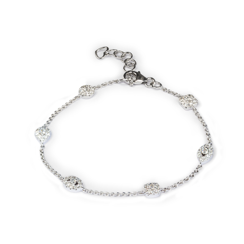 LAVERA Diamond Bracelet LB59001/01GM