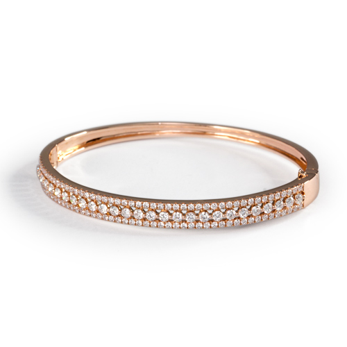 LAVERA Diamond Bangle
