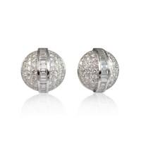 LAVERA Diamond Earrings HE00301/38GM