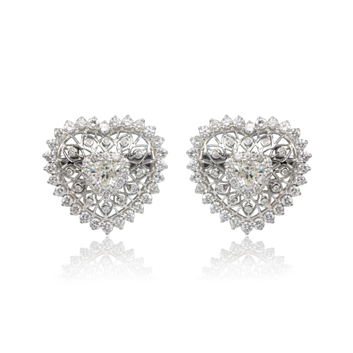 LAVERA Diamond Earrings HE38007/38GM