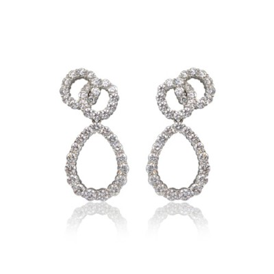 LAVERA Diamond Earrings HE43003/43GM