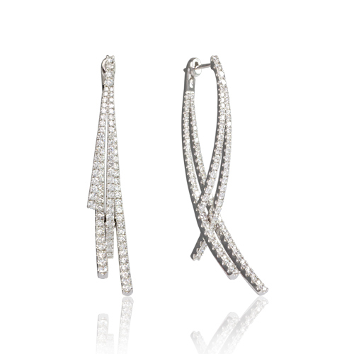 LAVERA Diamond Earrings HE54002/54GM