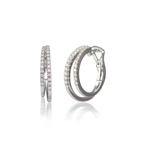 LAVERA Diamond Earrings