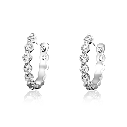 LAVERA Diamond Earrings LE59001/01GM