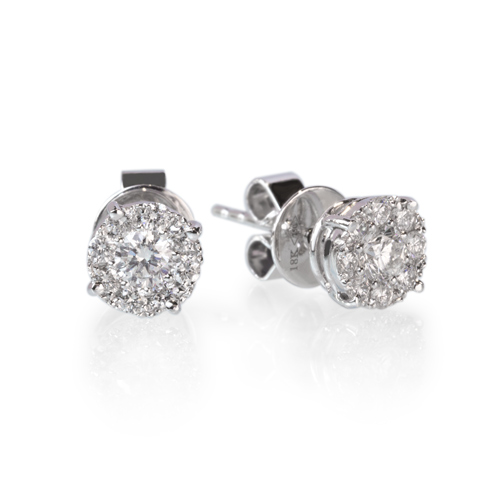 LAVERA Diamond Earrings LE59011/01GM