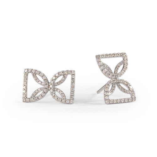 LAVERA Diamond Earrings LE60004/01GM