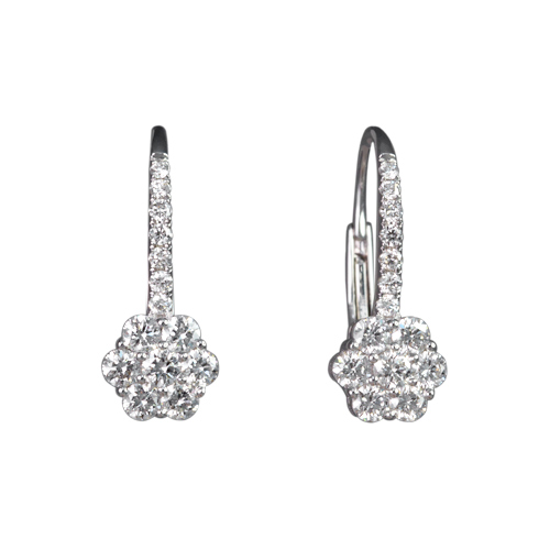 LAVERA Diamond Earrings LE61001/01GM