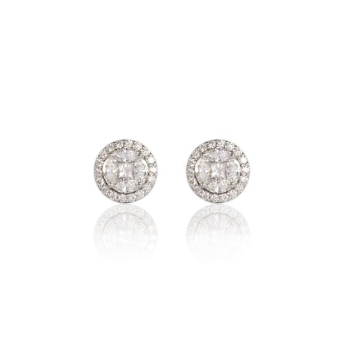 LAVERA Diamond Earrings SPE60009