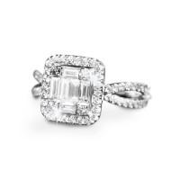 LAVERA Diamond Ring LR59002/01GM