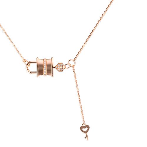 Diamond Lock & Key Collection - 2 Keys A03