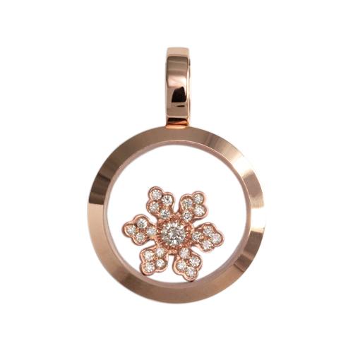 LAVERA  Diamond  Pendant LP59003/01GM
