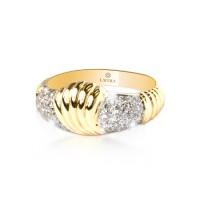 LAVERA Diamond Ring HR31004/38GP