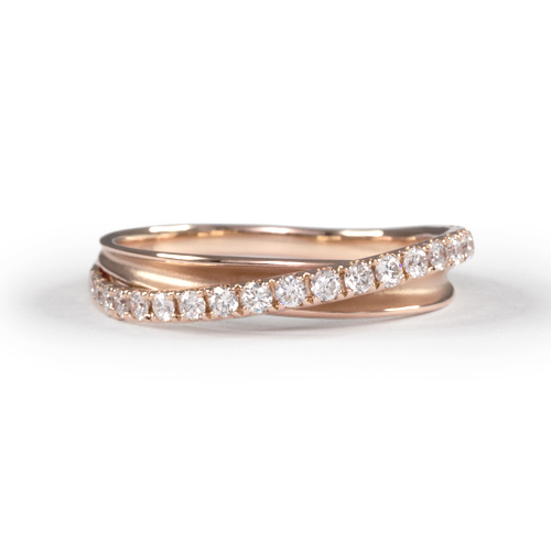 LAVERA Diamond Ring LR59010/01GM
