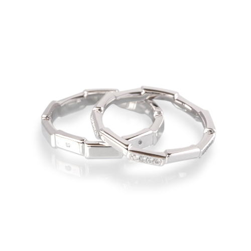 LAVERA Couple Rings