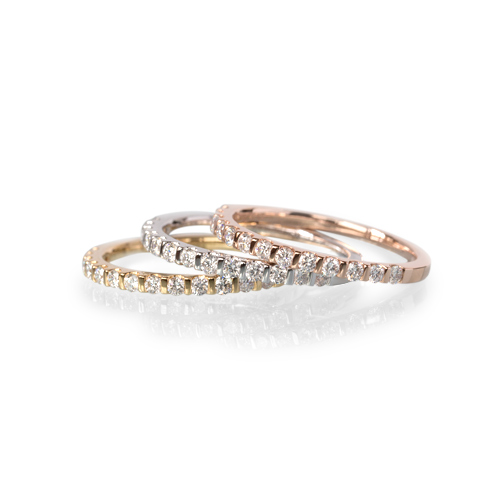 LAVERA Stackable Rings