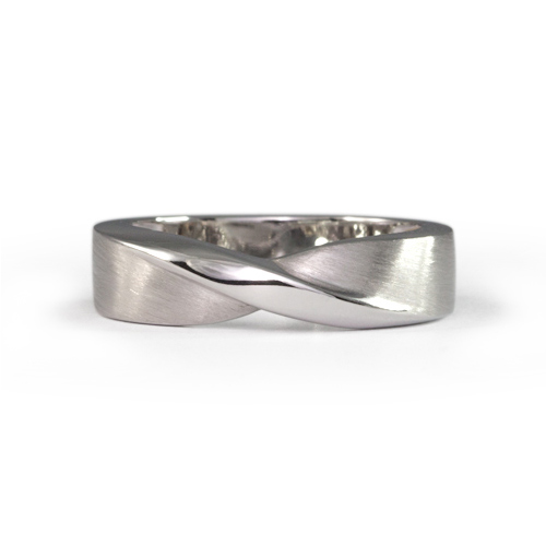 LAVERA Wedding Band for Men LM59004/01GM